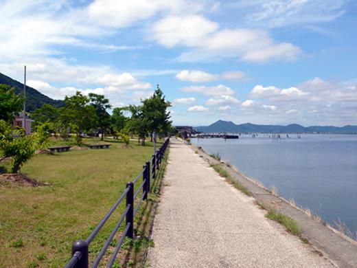 ①水際公園