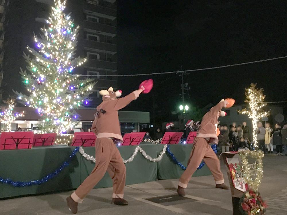 トナカイダンス1