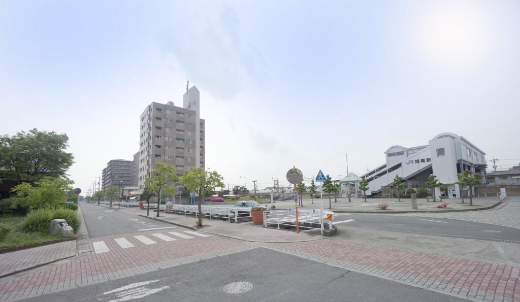 CWCと妹尾駅